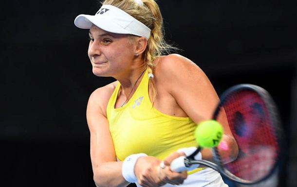 Ястремська обіграла Стосур і вийшла до другого кола Australian Open