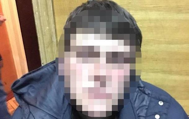 У Києві затримали підозрюваного в підпалі будівлі на території Лаври