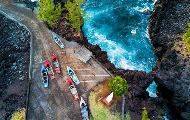 На конкурсі Dronestagram обрали найкращі фото року