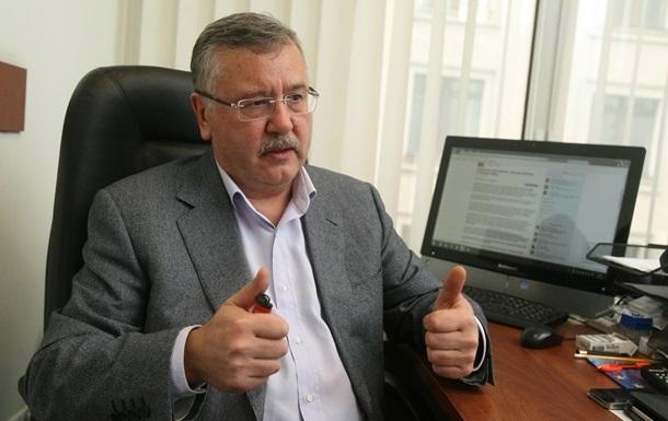 СБУ допитала Гриценка