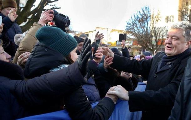 Мир не зависит от украинских политиков - Порошенко
