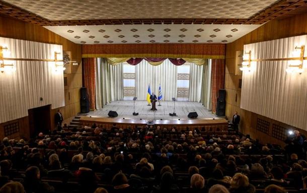 Порошенко заявив про пік зростання ВВП за 7 років