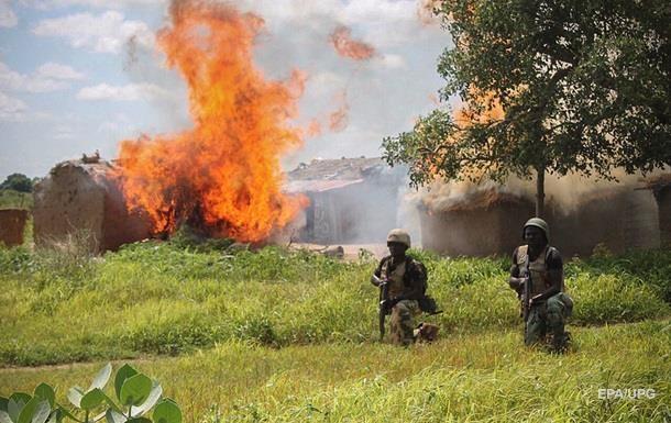 Армия Нигерии отбила город у исламистов