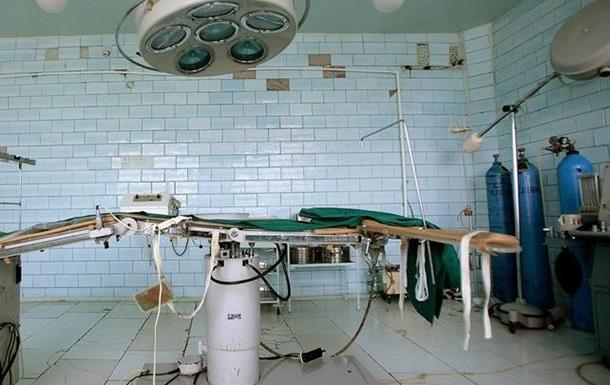Удручающее состояние медицины в Крыму