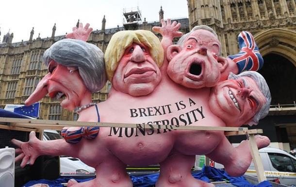 Фінал Brexit: голосування по виходу Великобританії з Євросоюзу
