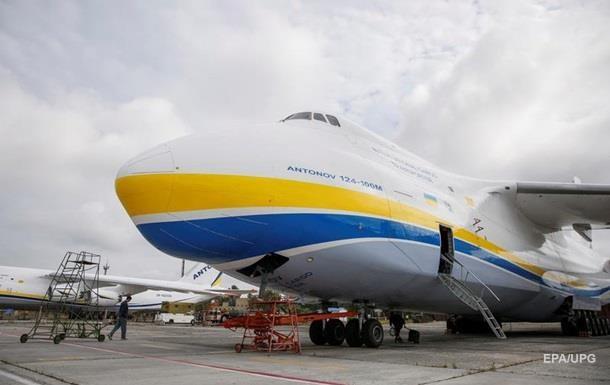В Україні планують відновити випуск Ан-124