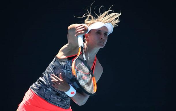 Цуренко уступила Анисимовой во втором круге Australian Open