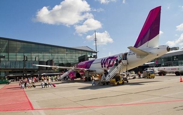 Wizz Air скасовує рейс Харків - Лондон через низький попит - ЗМІ