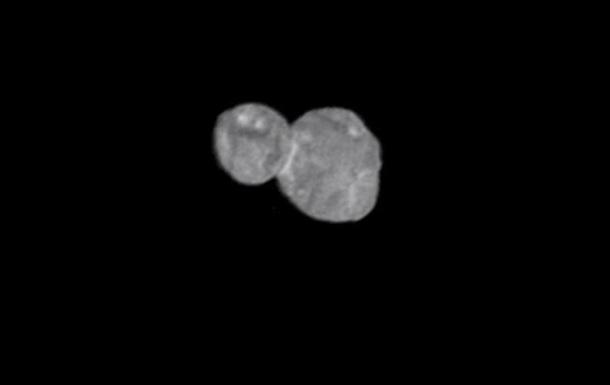 Появилось видео сближения зонда NASA с Ультимой Туле