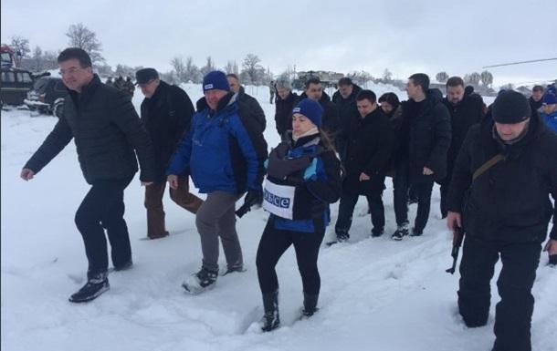 Глава ОБСЄ прибув на Донбас