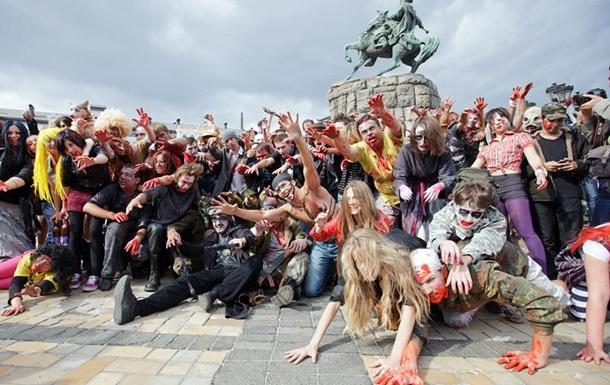 Зомби Украины. Ищу живых людей