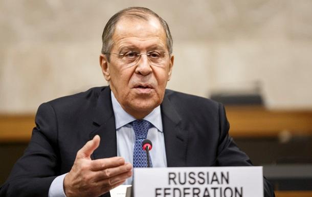 Лавров про миротворців ООН: Донбас не здасться
