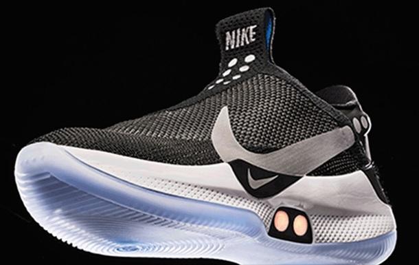 Nike представила  умные  самозашнуровующиеся кроссовки