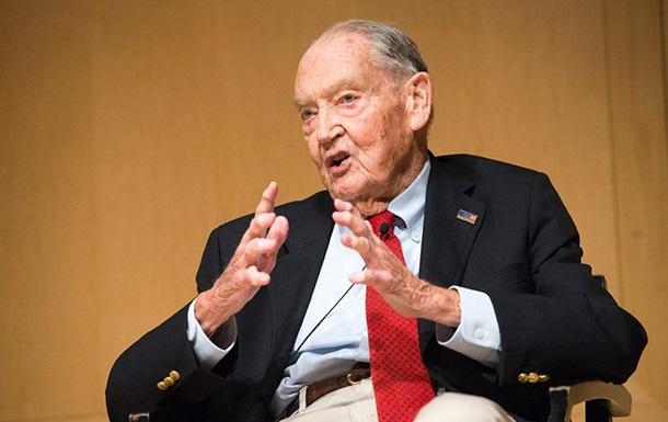 У США помер відомий інвестор Джон Богл