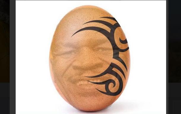 Яйце з Instagram перетворило Майка Тайсона на мем