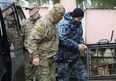Зачем Путину украинские моряки