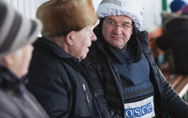 Глава ОБСЕ шокирован визитом на Донбасс