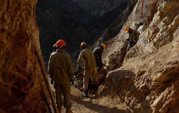 В Афганістані завалилася золотодобувна шахта: вісім загиблих