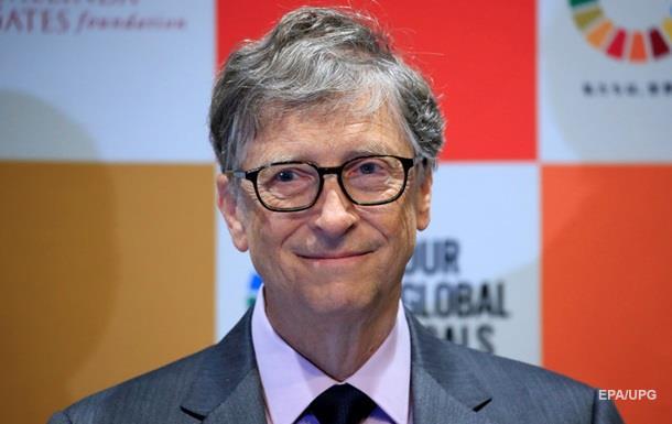 Білл Гейтс, який стояв у черзі за бургером, захопив Мережу