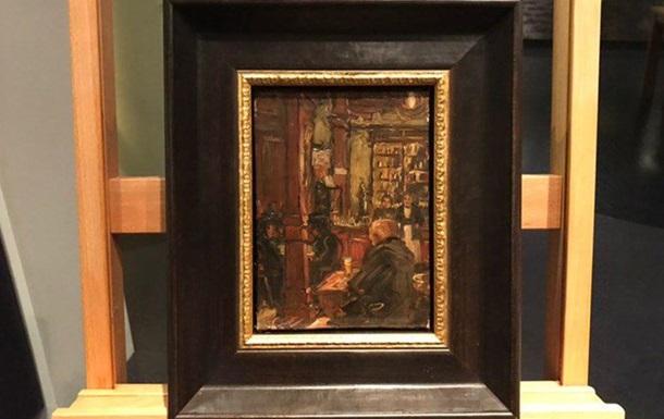 Предполагаемую картину Ван Гога нашли в Нидерландах