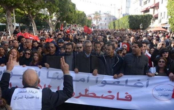 Загальний страйк у Тунісі викликав масштабний колапс