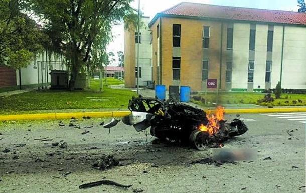 Взрыв в Колумбии: число жертв превысило 20 человек