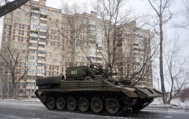 В  ДНР  і  ЛНР  одночасно заявили про проведення навчань