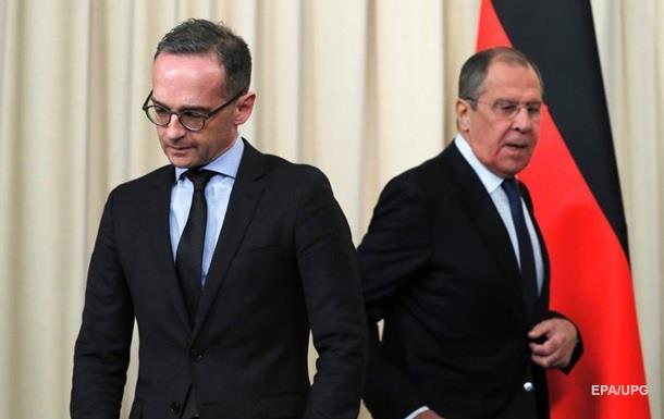 Маас надав РФ пропозиції щодо Керченської протоки