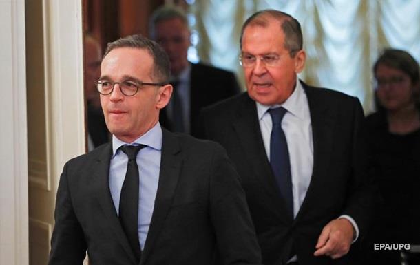 Берлин поддержал США в споре с Россией по ракетам