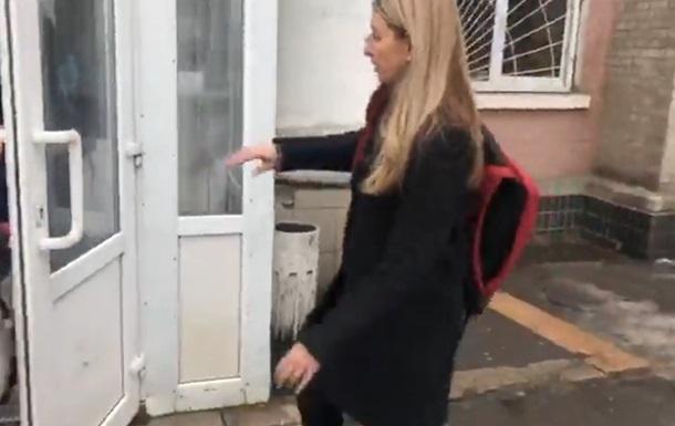 Супрун без попередження навідалася до лікарні Дніпра