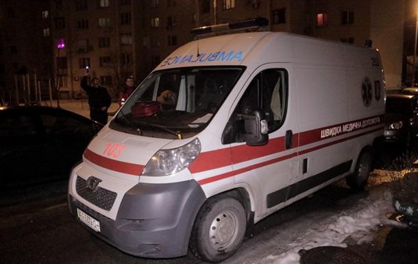 В Киеве мужчина выпрыгнул из окна многоэтажки