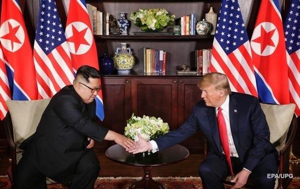 Трамп має намір зустрітися з Кім Чен Ином у лютому