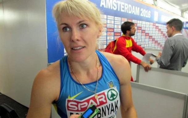 Відома українська легкоатлетка виступатиме за Росію