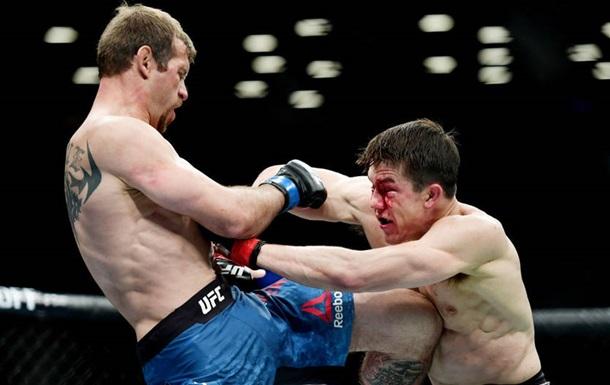 UFC Fight Night 143: Серроне нокаутировал Эрнандеса и другие результаты турнира