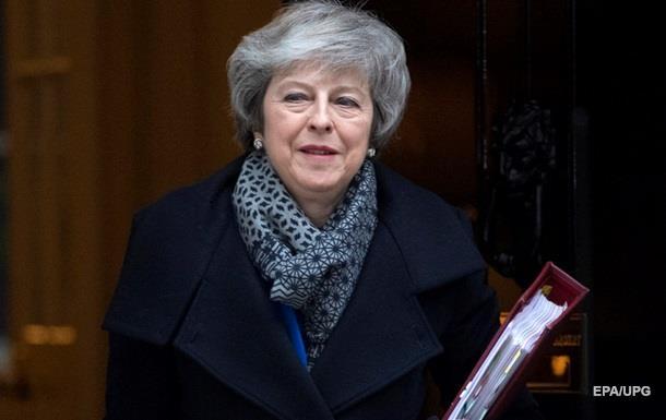 Тереза Мей представить  план Б  щодо Brexit
