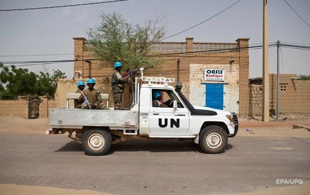 В Мали атаковали лагерь ООН, погибли десять миротворцев