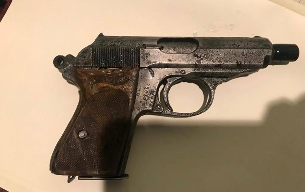 У Черкаській області поліцейський підстрелив грабіжника