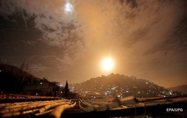 Жертвами ударов Израиля по Сирии стали 11 человек