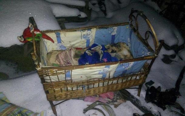 В Тернопольской области на пожаре погиб полуторагодовалый ребенок
