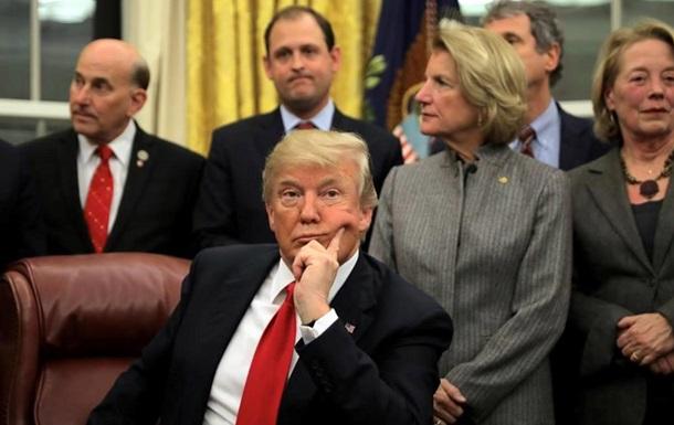 Шатдаун в США: Палата представителей против Трампа