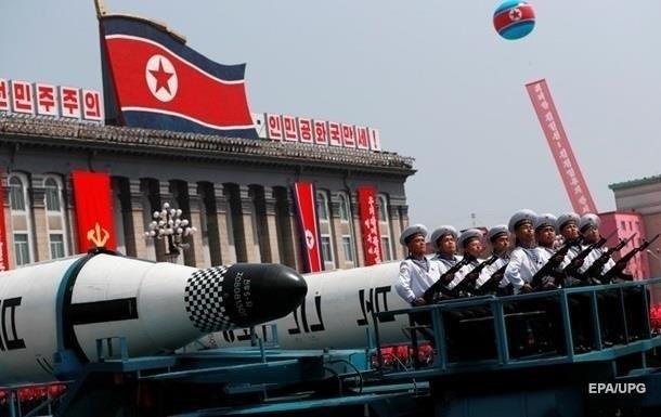 У КНДР виявили таємну базу балістичних ракет
