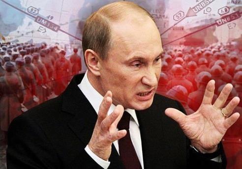 Путин - проклятие России (видео)