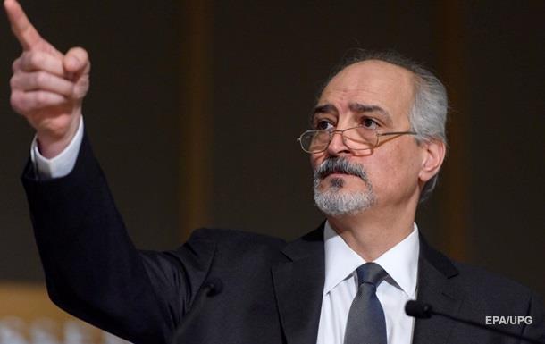Сирія пригрозила вдарити по аеропорту Тель-Авіва