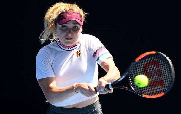 Світоліна не зуміла пробитися в півфінал Australian Open