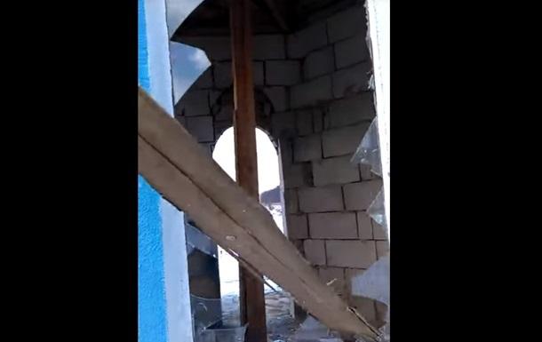 В Житомирской области разгромили часовню