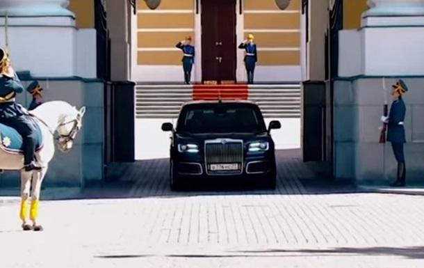 Процесс создания лимузина для президента РФ показали на видео