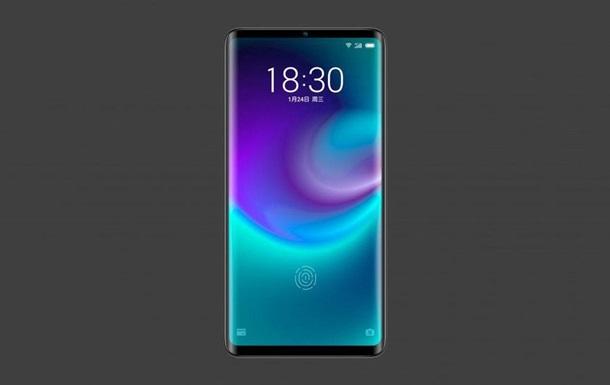Meizu показала первый смартфон без механических кнопок