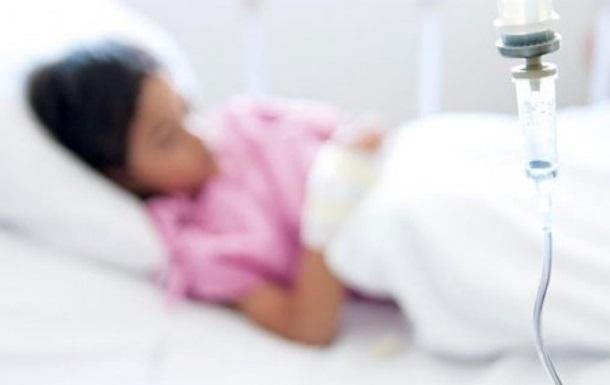 У Запорізькій області сталося масове отруєння дітей