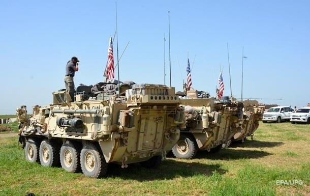 У Москві зачекалися виведення військ США із Сирії