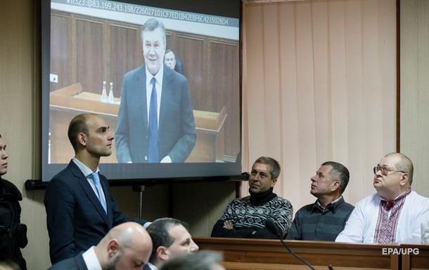 Янукович не братиме участі в оголошенні вироку - адвокат